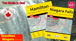Hamilton Niagara Street Atlas is back at great new price!