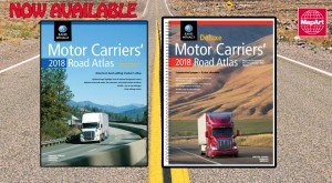 2018 Motor Carriers Atlases now in stock