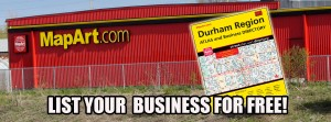 Free Listing in our Durham Region Business Directory!