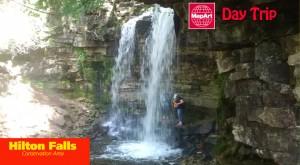 MapArt Day Trip #4: Hilton Falls
