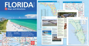 MapArt Launches new Travel Guide Line with Florida Maps and Attractions